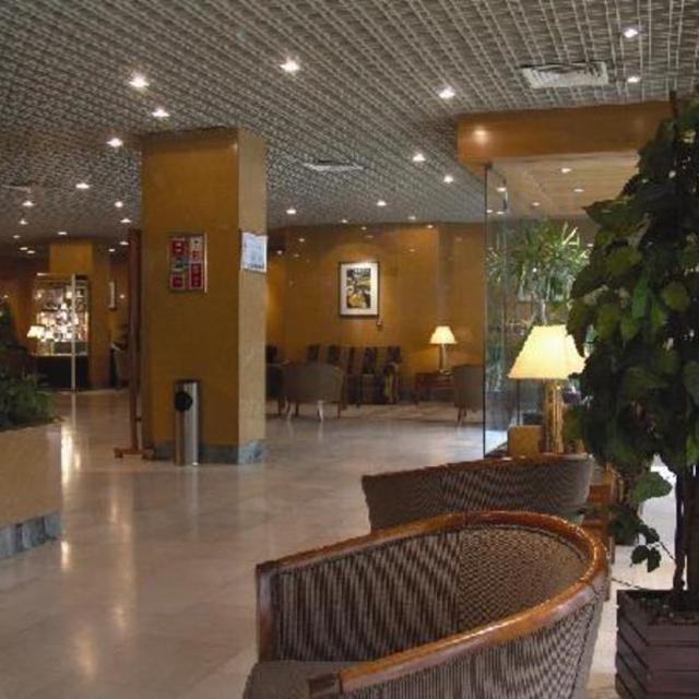 V.I.P. Inn Interior Lobby