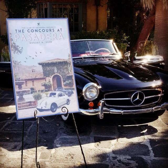 Car Event at Pasadera