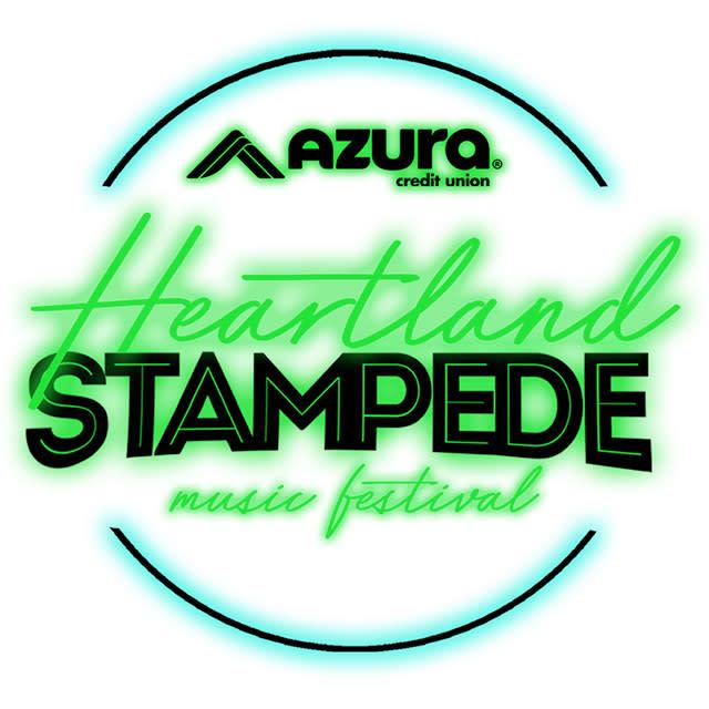 heartland stampede music festival logo