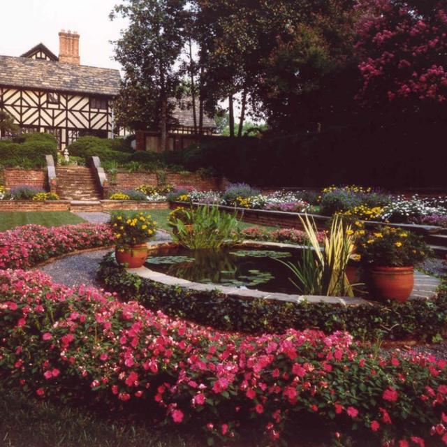 Agecroft Hall Gardens