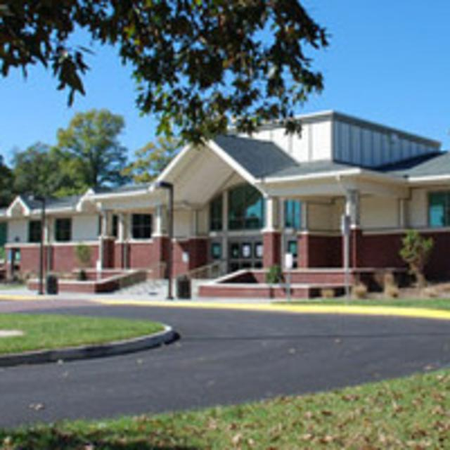 NEW Chesterfield County Public Library