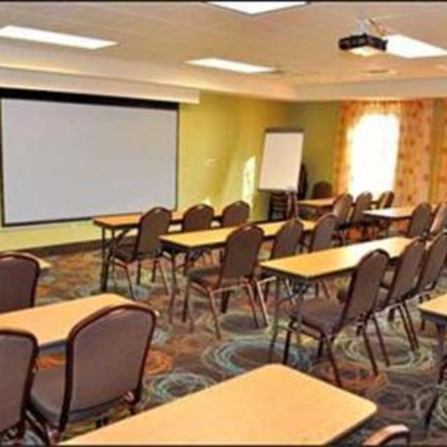 Meeting Room Classroom Set Up