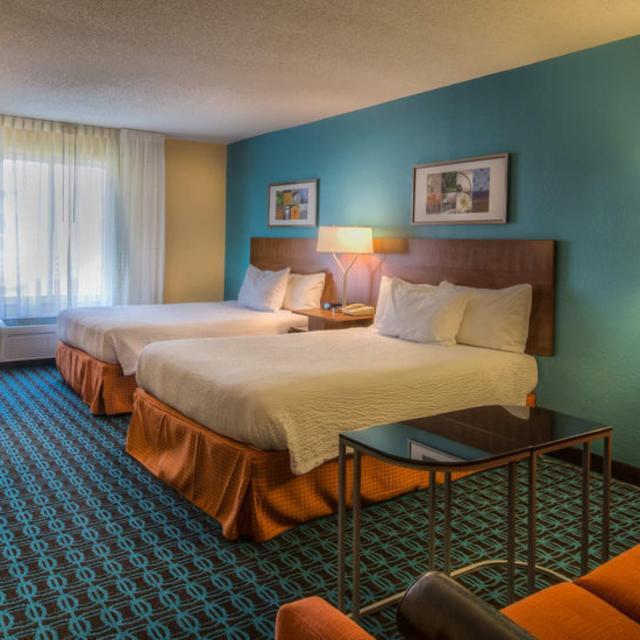 NEW Fairfield Inn by Marriott Chester