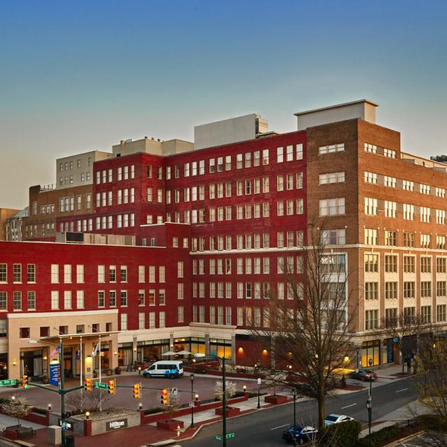 NEW Hilton Richmond