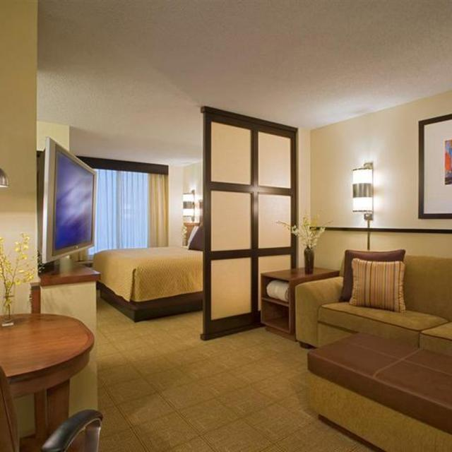 Hyatt Place Airport King Room