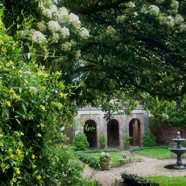 Poe Museum for Richmond Garden Trail