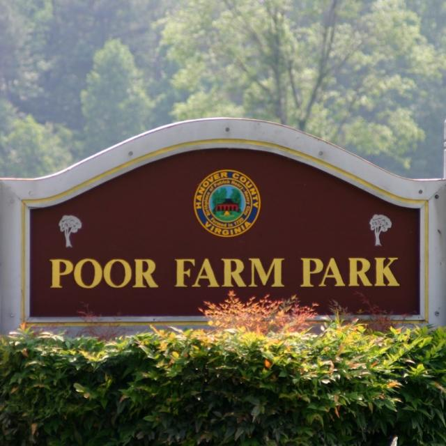 NEW Poor Farm Park