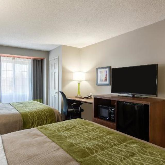 NEW Quality Inn & Suites Carter RD