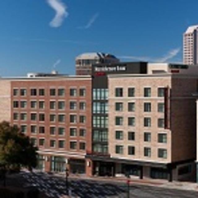 Residence Inn Richmond Downtown