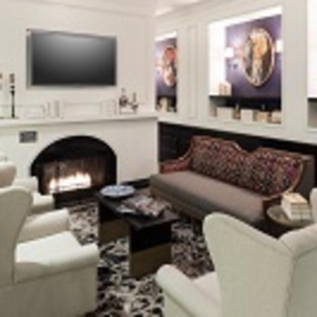 Residence Inn Fireplace