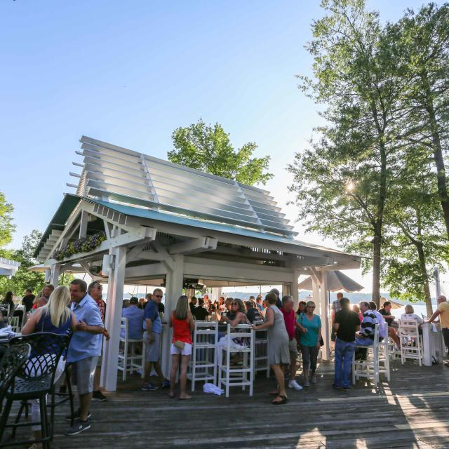 The Boathouse at Sunday Park
