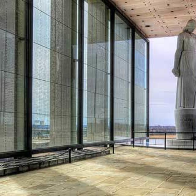 NEW VA War Memorial
