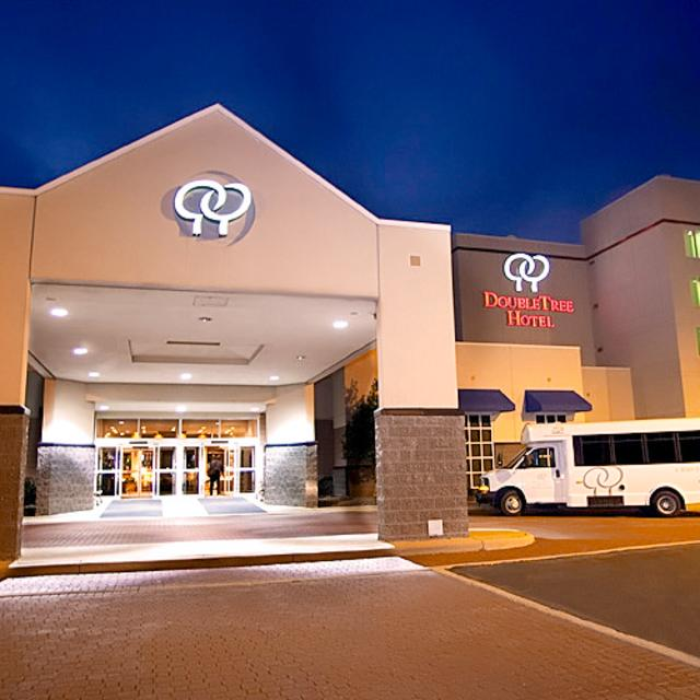 DoubleTree by Hilton Hotel Richmond Airport