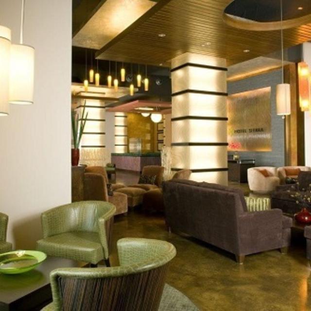Hyatt House Richmond West Lobby Seating