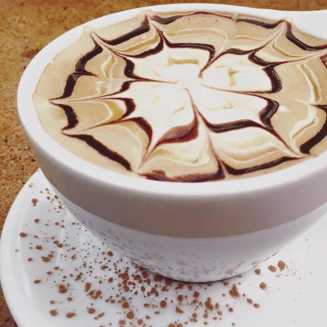 NEW Aroma Cafe