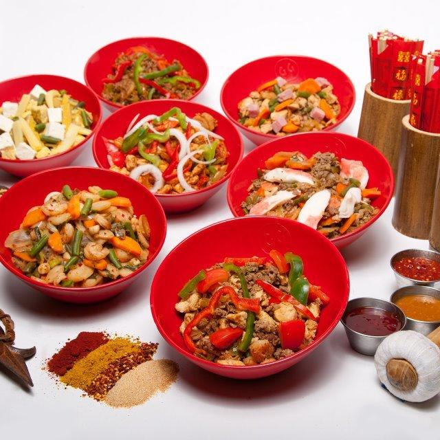 NEW Genghis Grill