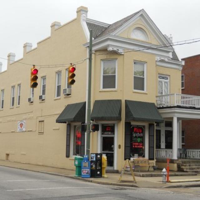 NEW Robinson Street Association