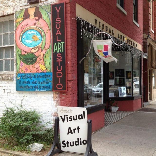 Visual Art Studio