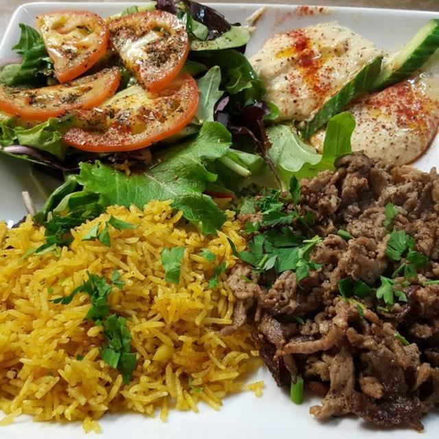 NEW Doner Kebab
