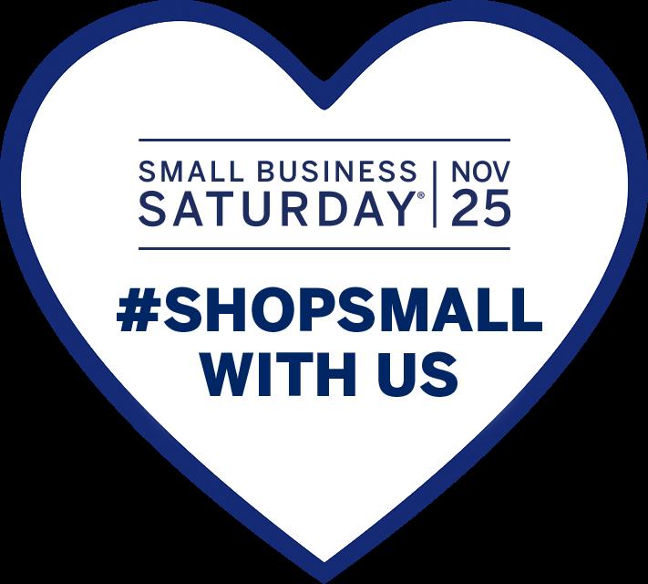 Small Business Saturdays badge