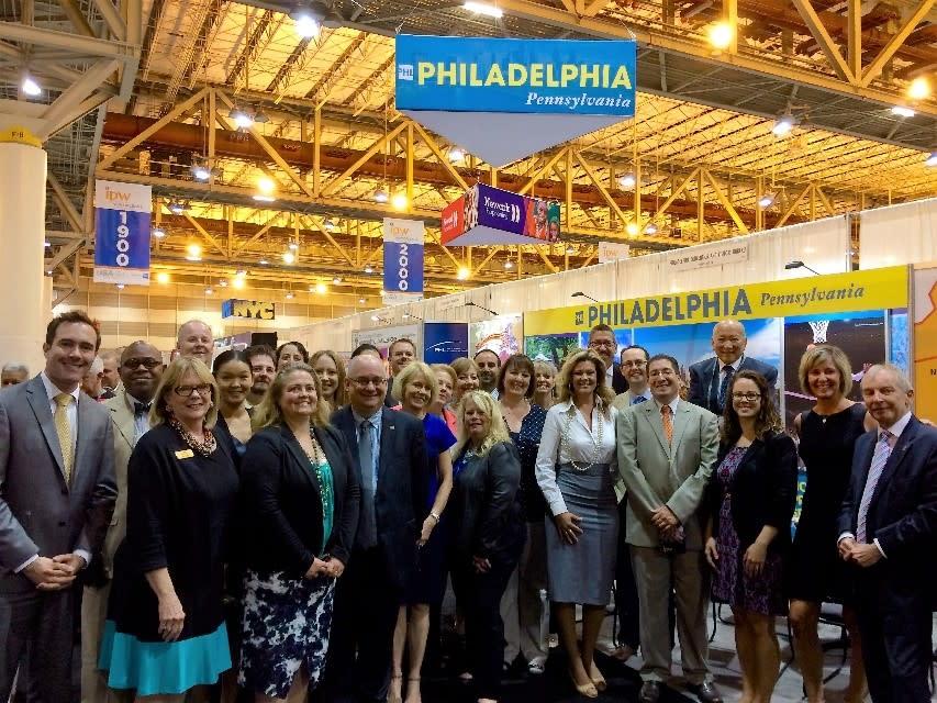 Philadelphia Booth