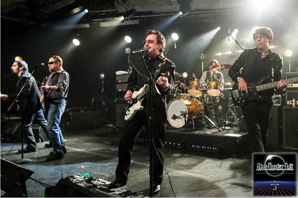 Blue Oyster Cult Fort Wayne Concert Promo