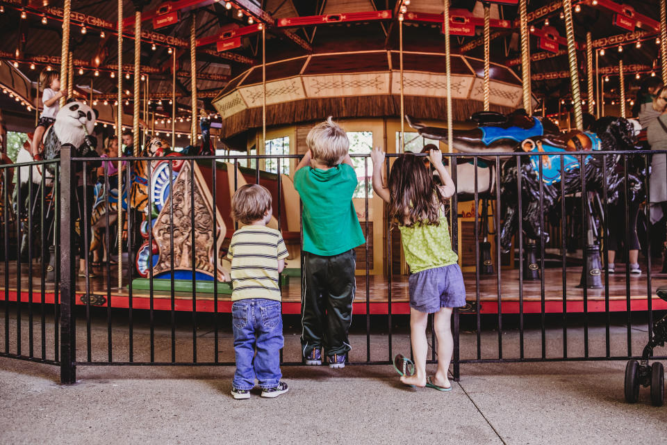 Fort Wayne Children's Zoo Carousel - Fort Wayne, Indiana