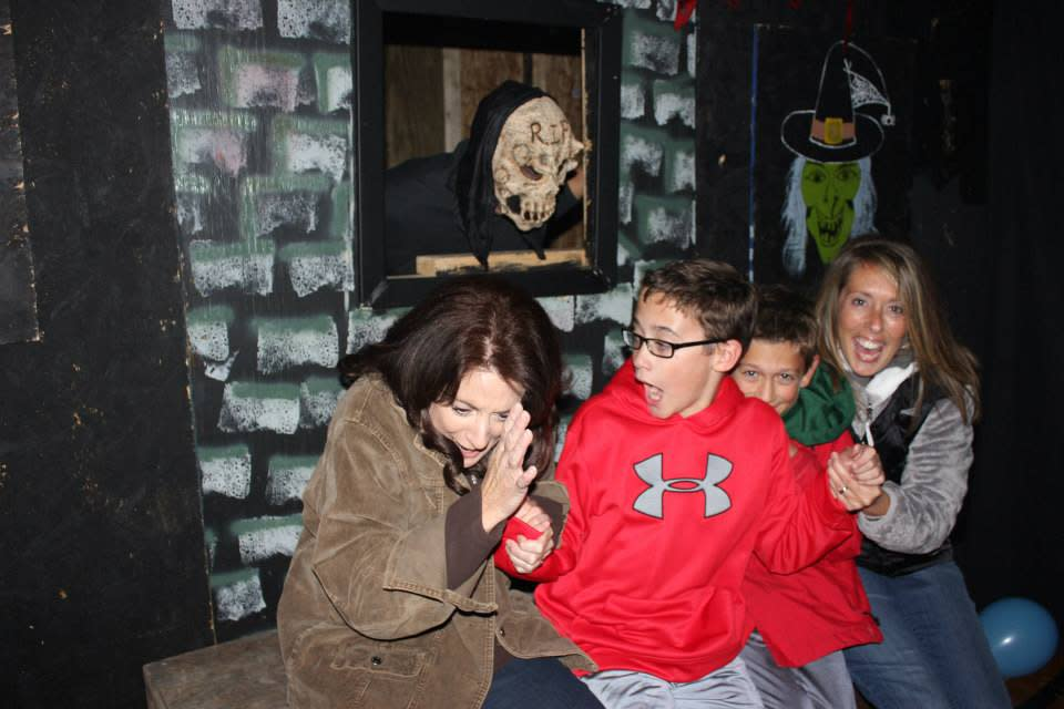 Yell out loud at Haunted Hargrave Hall on Oct. 22 and 29. (Credit: Danville Parks & Recreation)