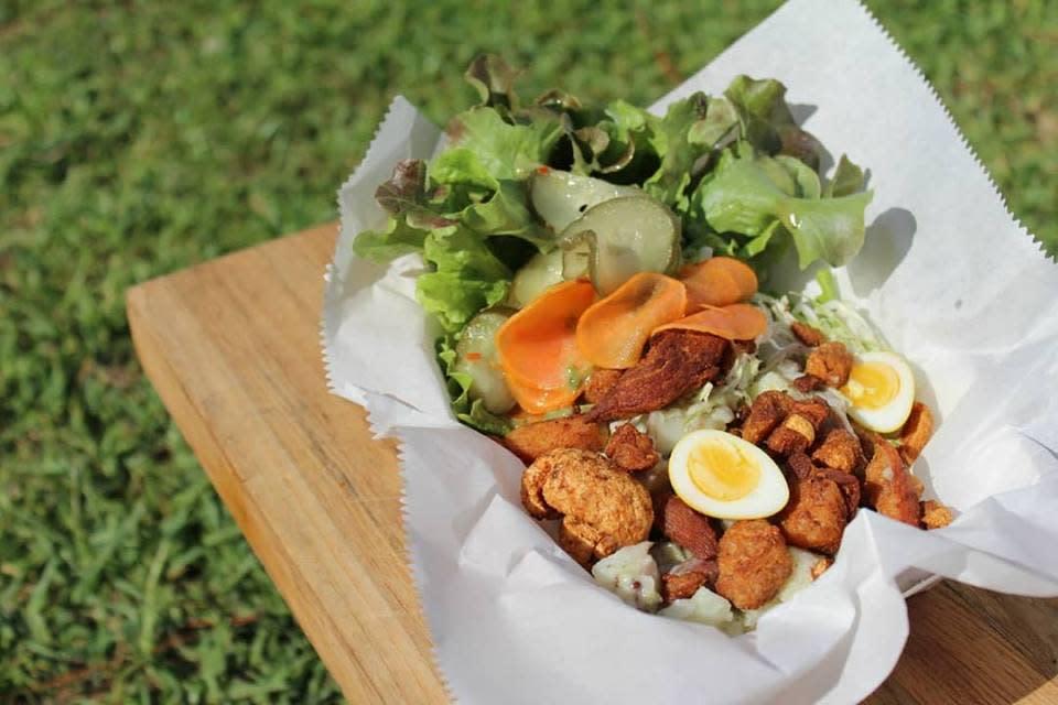 Gulf Brew 2018 Event Food