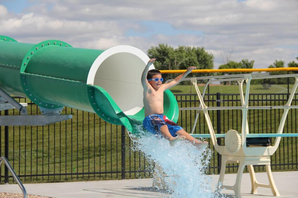 Wichita YMCA North Water Park