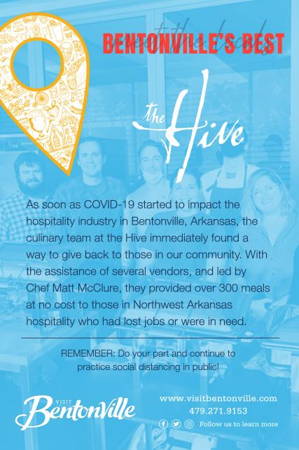Bentonville's Best - The Hive