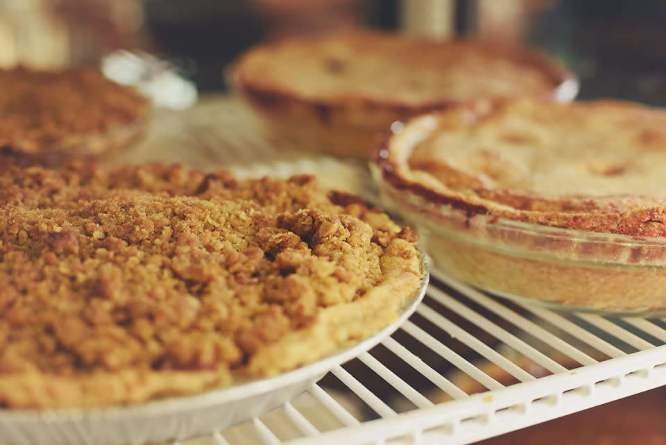 Sommerset Hall Cafe Pie - Dover, KS