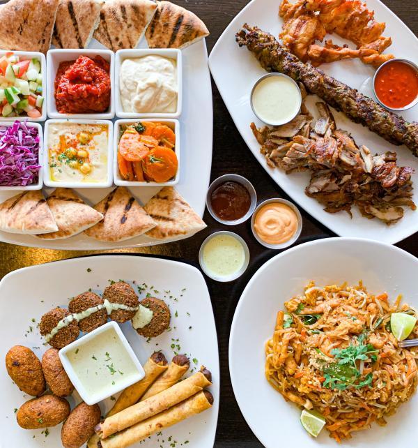 Sabas Grill & Wok