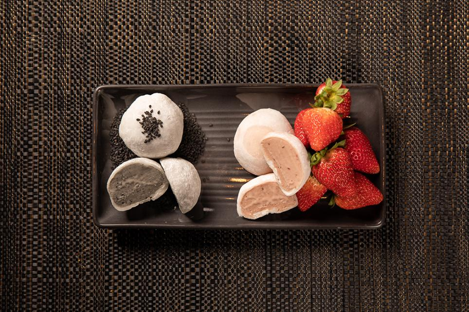 Grand Hyatt Melbourne winter pop-up Texakaya - Mochi of the Day