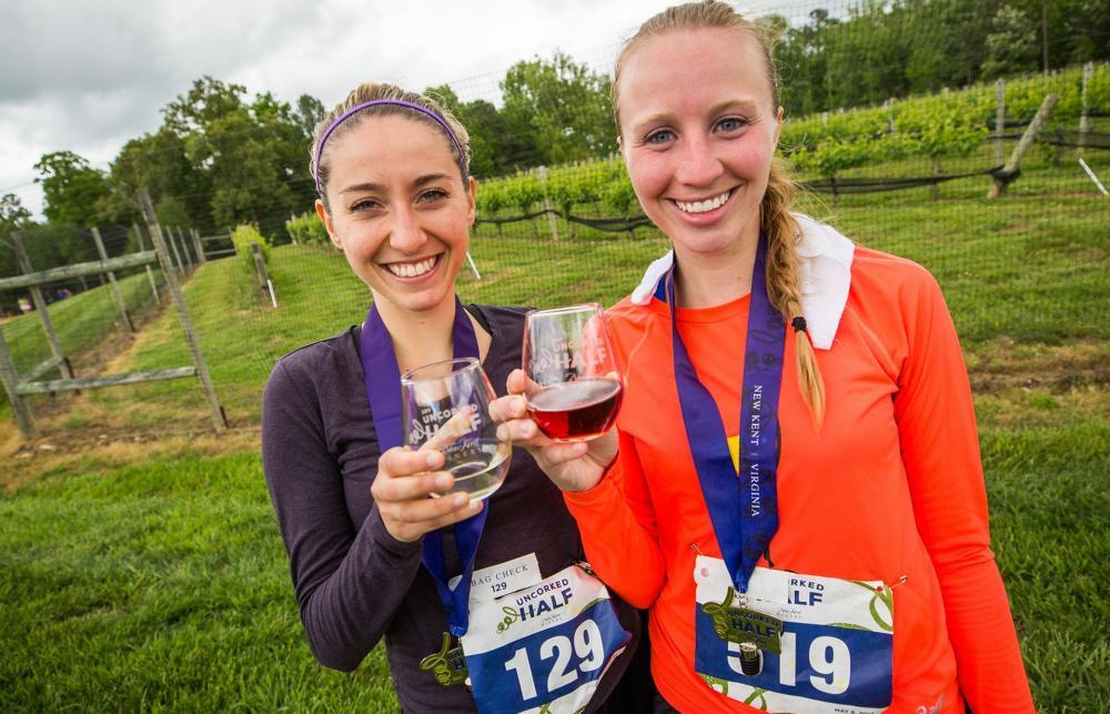 Uncorked Half Marathon & 5K