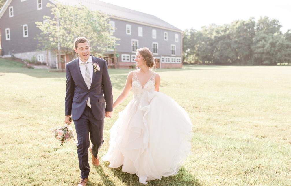 Wedding at Ashland