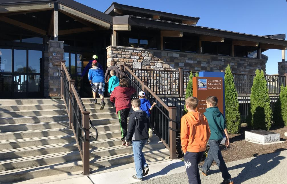 Columbia Crossing River Trails Center