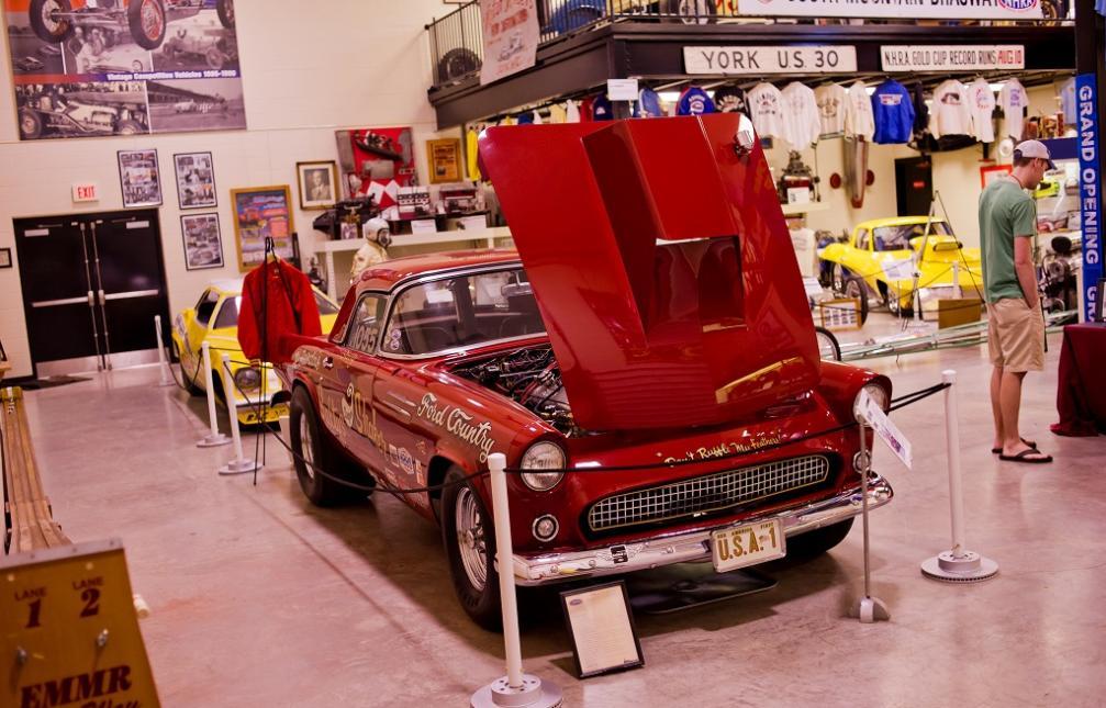 Eastern Museum of Motor Racing (EMMR)