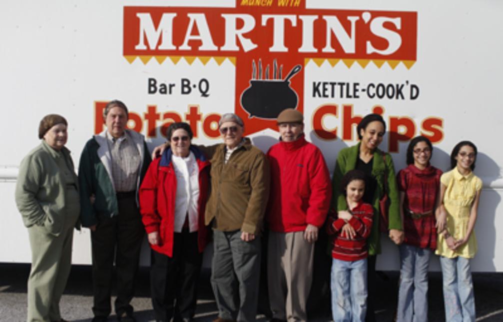 Martin's Potato Chips Inc.