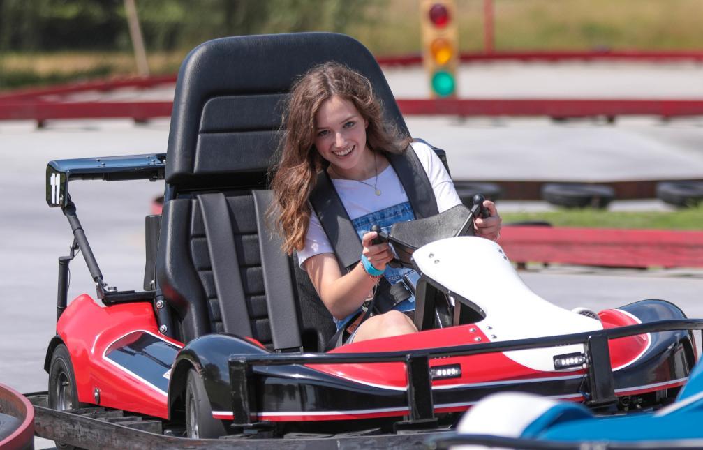 Grand Prix Go-karts