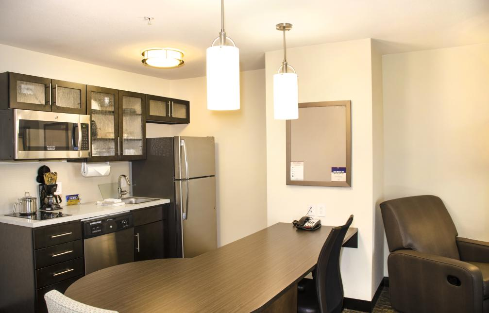 All Suites - Full Kitchen