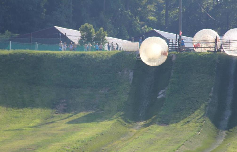 Roundtop Summer - OGO Balls