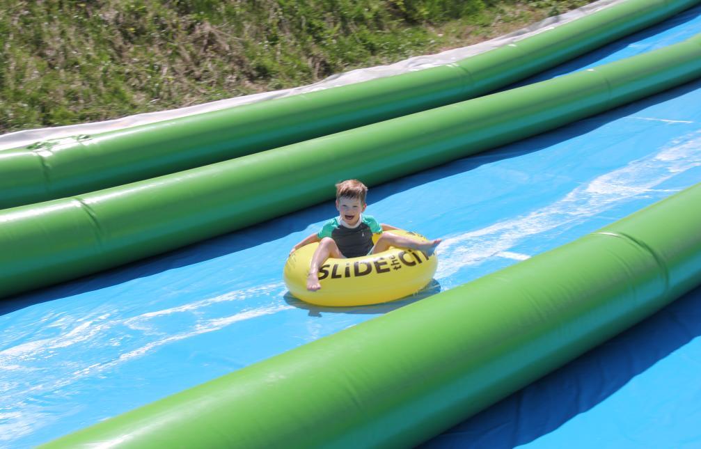 Roundtop Summer - Super Slide