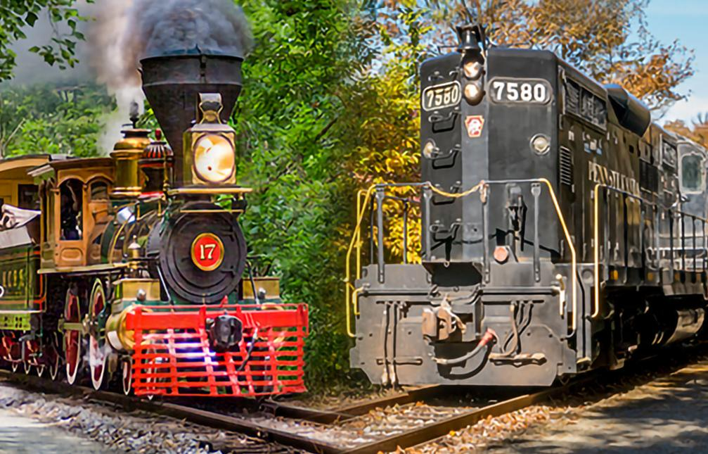 Steam Engine and Diesel Engine