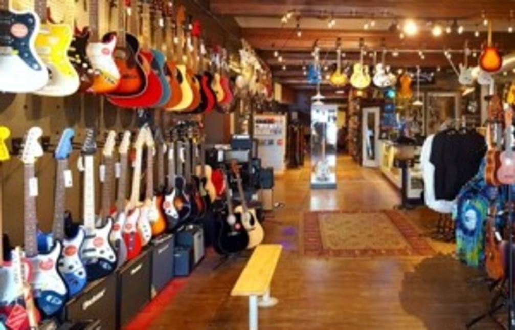 The Guitar Spot U.S.A.