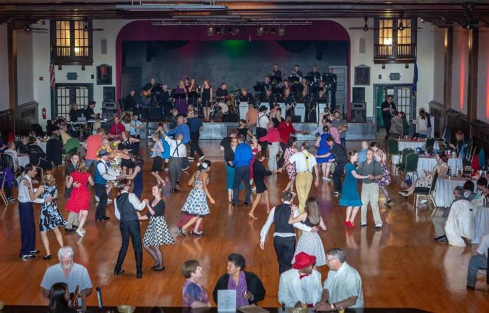 Valencia Ballroom- Big Swing Thing