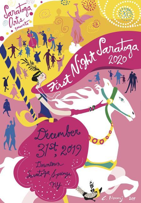 First Night Saratoga 2019