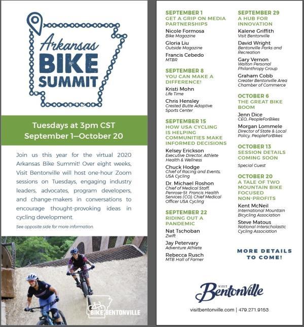 2020 Bike Summit Phablet
