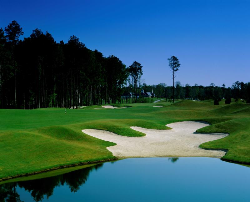 Golfing in Virginia Beach