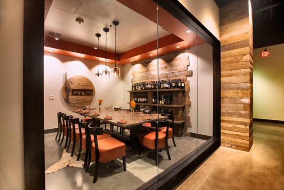 Sal y Pimienta Kitchen